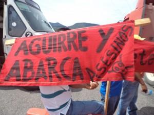 Aguirre Y abarca asesinos