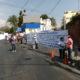 Bloquean jubilados y pensionados del SAPAC avenida Morelos por falta de pagos