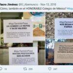 La violación de derechos humanos en el Colmex y la CNDH