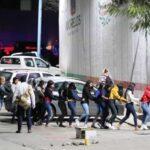 Vinculados a proceso judicial 32 jóvenes toma casetas