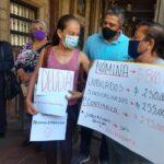 Terminan las protestas de los extrabajadores de Cuernavaca