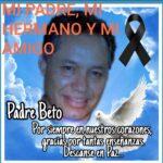 Dolor y tristeza por la muerte física del padre Beto