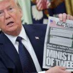 ¿Debemos aplaudir que censuren a Trump?