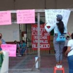 Quieren trabajadores despedidos de Tepalcingo 57 millones de pesos